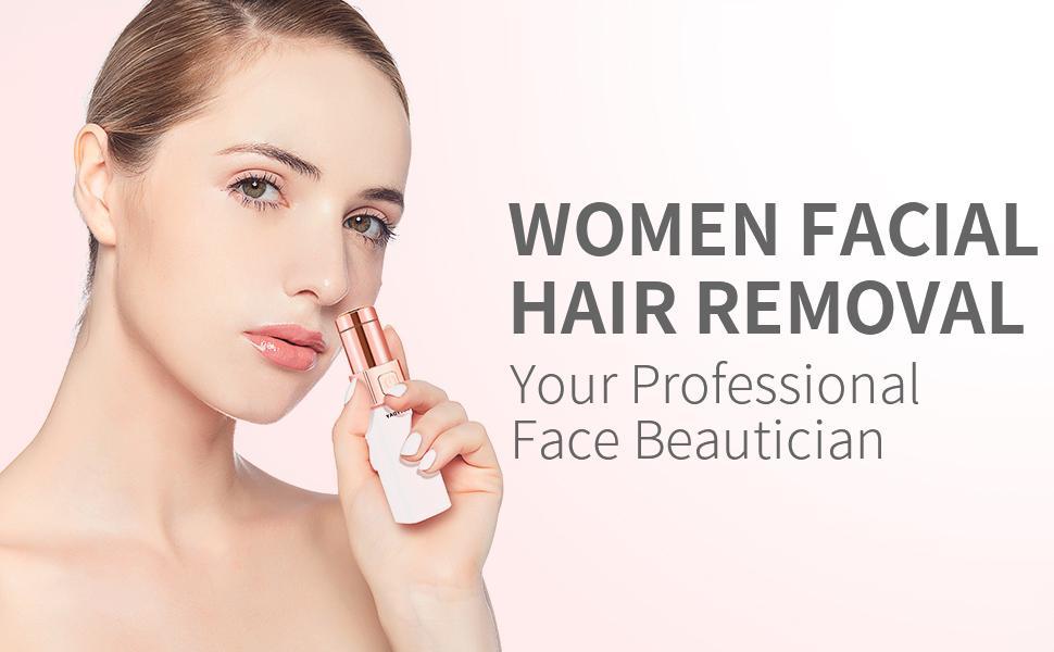 Women facial Hair Removal-01