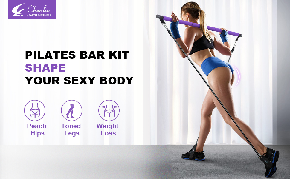 Chenlin pilates bar kit