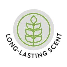 Long Lasting Scent