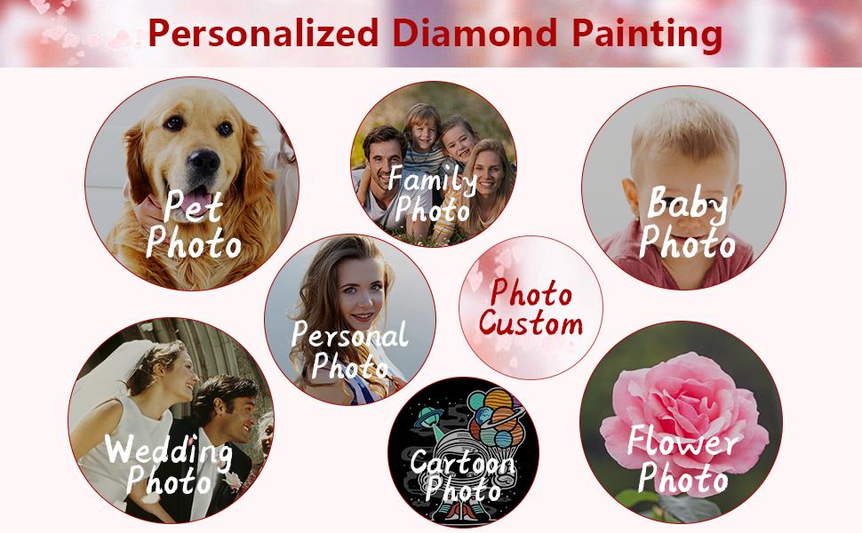 09 Diamond Painting with Frame