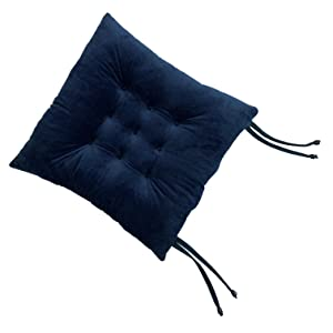 Navy Blue chair pads