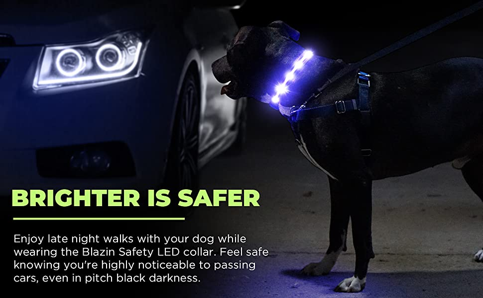 Brighter is Safer