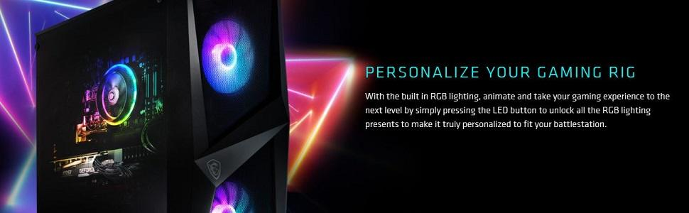 Personalize Your Gaming Rig