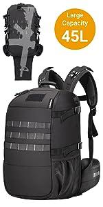 HUNTSEN Tactical Backpack