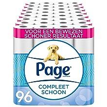 Page Compleet Schoon wc papier