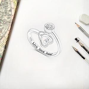 Stethoscope ring