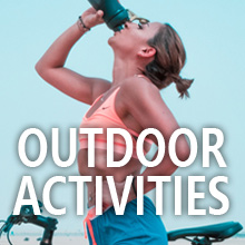 Outdoor activities, outdoor sports, Perfect Keto Meal Replacement Shakes