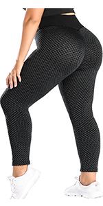 booty leggings for women plus size