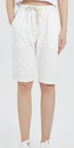 athletic shorts women sports workout bermuda shorts for women  womens cargo shorts ladies shorts