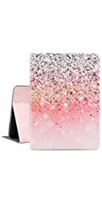 Pink Glitter 10.9 inch