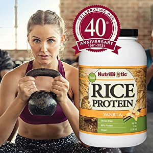Rice Protein - Vanilla - 156 - image