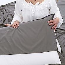 pillow pocket