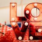 Red Radiates love