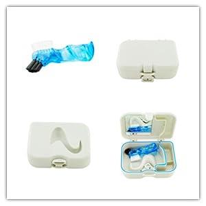 Denture False Teeth Storage Box