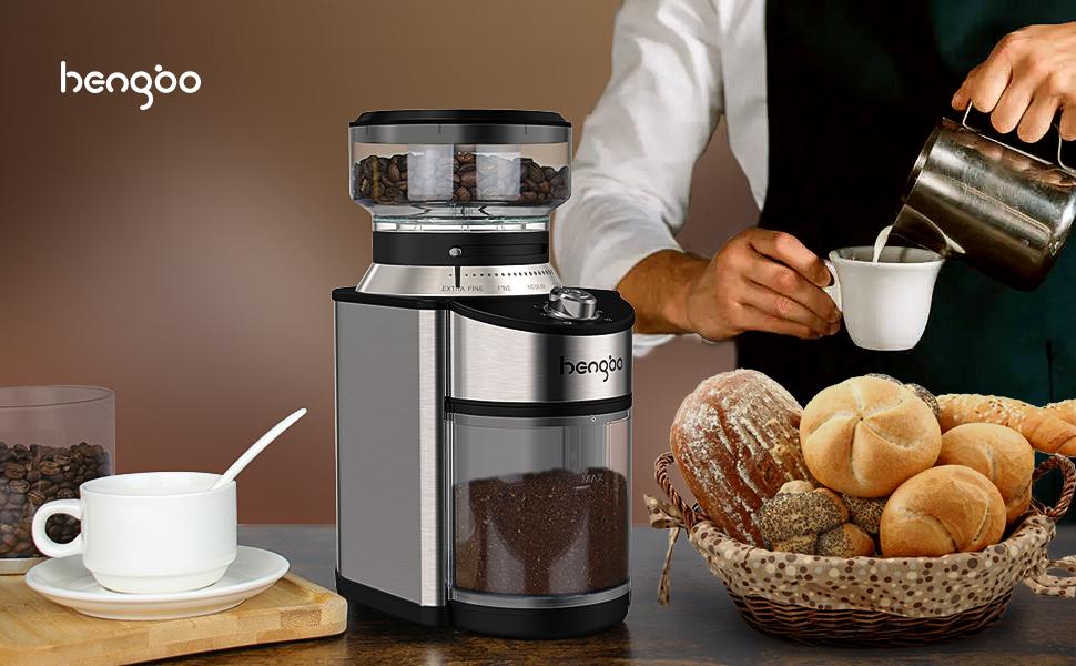 hengbo coffee grinder