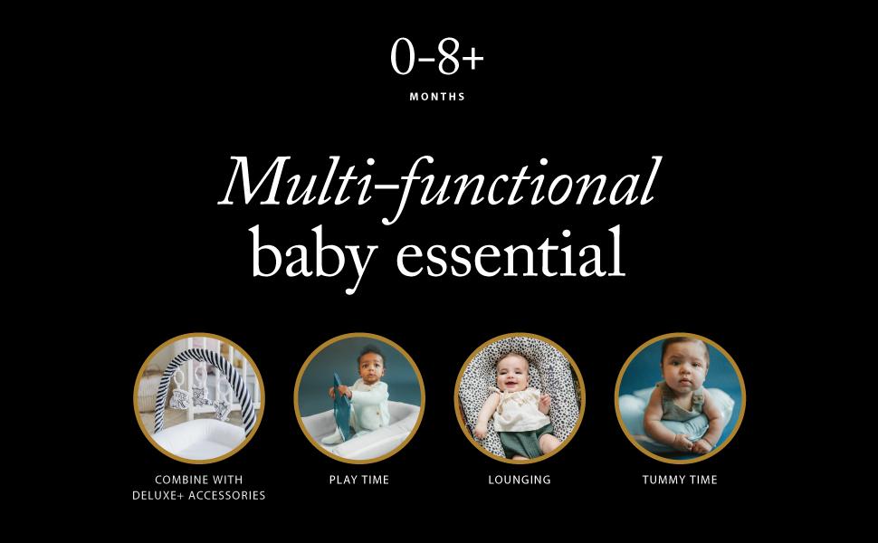 DockATot Deluxe+ Dock baby essential multi-finctional