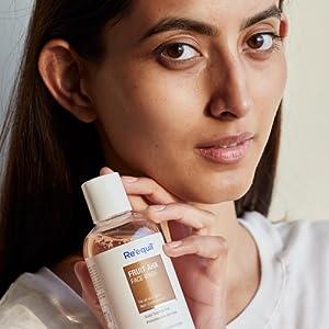 Fruit AHA Face Wash For Hyperpigmentation & Skin Brightening