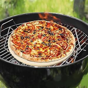 The Secret of Super Crisp Crust Pizza