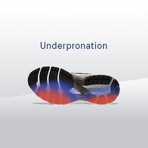 Underpronation