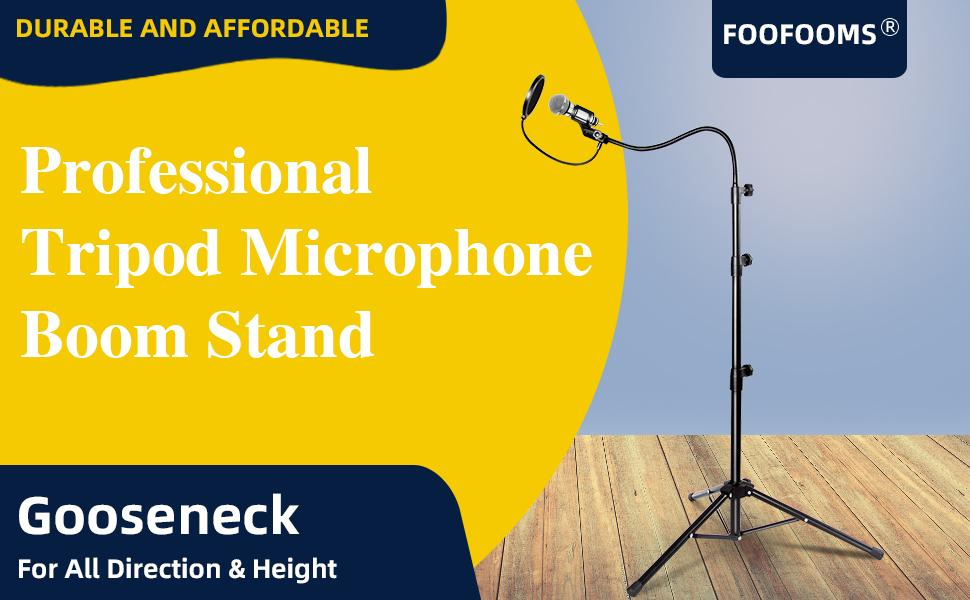 microphone gooseneck