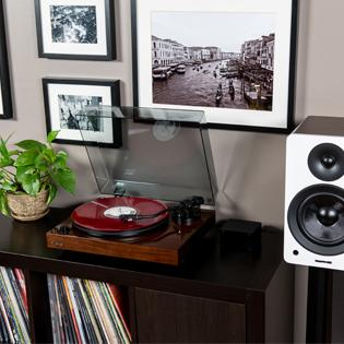 Fluance home audio speakers, music systems and high fidelity turntables