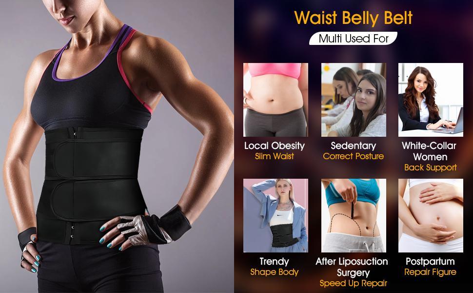 slimming waist trimmer belt