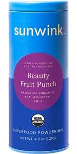 Beauty Fruit Punch