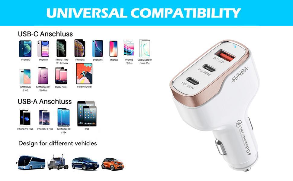Superior Compatibility
