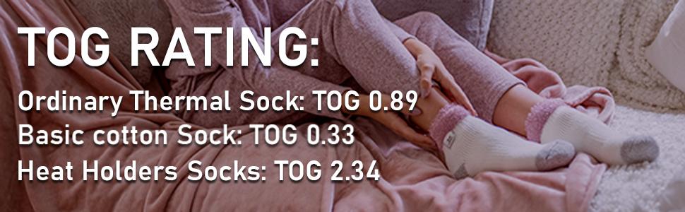 Heat Holders Ladies Patterened Warm Winter Fleck Striped Twist Thermal Socks in 10 colours