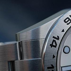 Waterproof Stainless Steel Bracelet