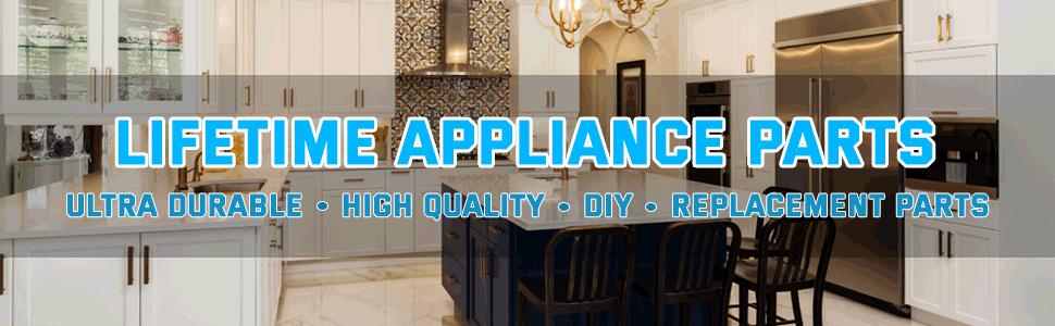 lifetime appliance