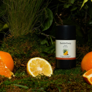 Each and Every Citrus and Vetiver deodorant