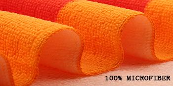 100% Microfiber