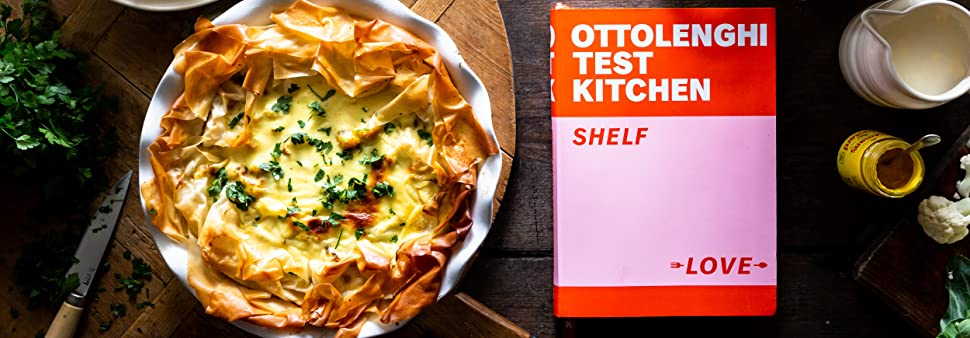 Copy of OTK: Shelf Love surrounded by ingredients