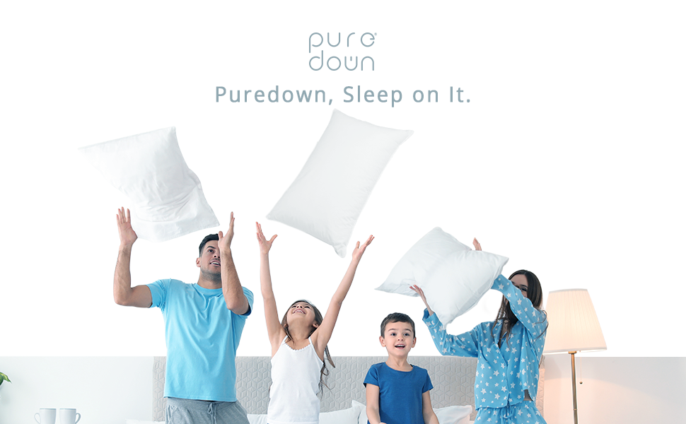 down pillow feather pillow