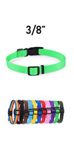 xs dog collars cat collars