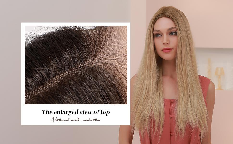 STRAIGHT HAIR WIG FOR WOMEN