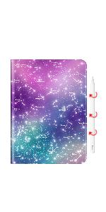 Gradient Constellation 10.9 ipad case
