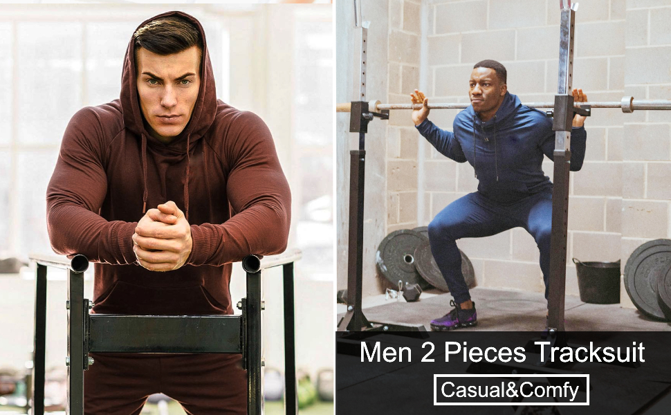 men tracksuit