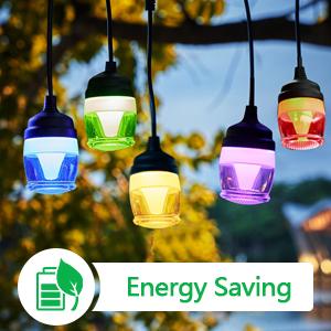 14PCS RGB LED Bulbs