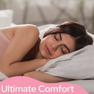Noticeable comfort sleep with the cup day or night 12 hours
