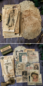 Coffee Stained Papers