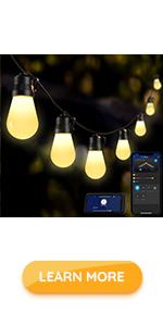 govee outdoor string lights smart WIFI