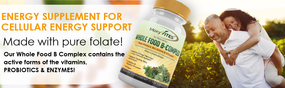 made with pure folate
