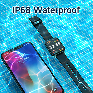 fitness smartwatch step counter watch