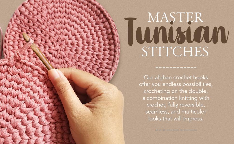 tunisian stitches