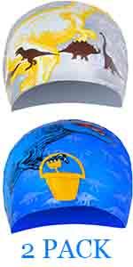 kids swim cap