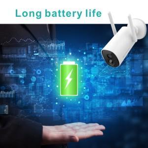 long battery life security camera