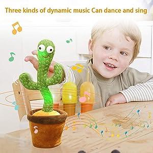 Singing Cactus