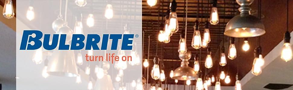 Bulbrite light bulbs indoor outdoor LED